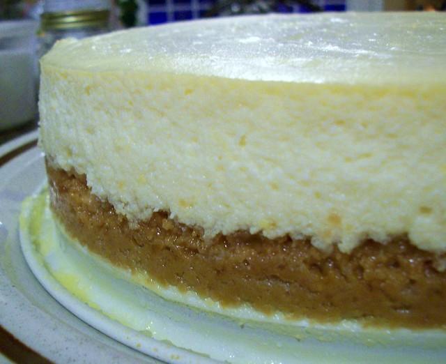Triple-Cheese Lemony Goodness