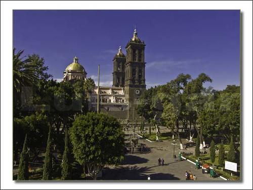 Zocalo y Catedral