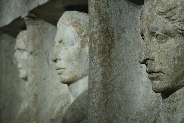 Funerary portraiture