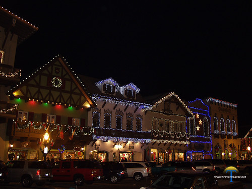 Christmas Lights in Leavenworth | by travelweaver