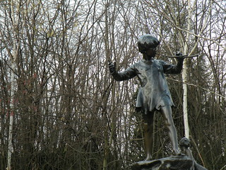 Peter pan's sculpture | by pcambraf
