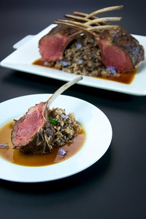 Herb Roasted Lamb | by TheCulinaryGeek