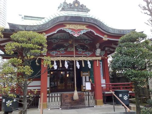 高木神社   御朱印