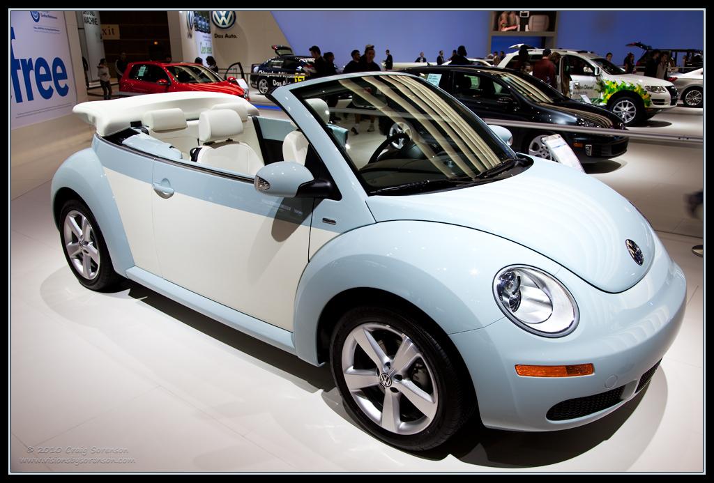 Slug Bug Aquarius Blue No Slug Backs 2010 Volkswagen New Flickr