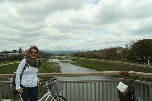 Biking the bridge | by lchunt