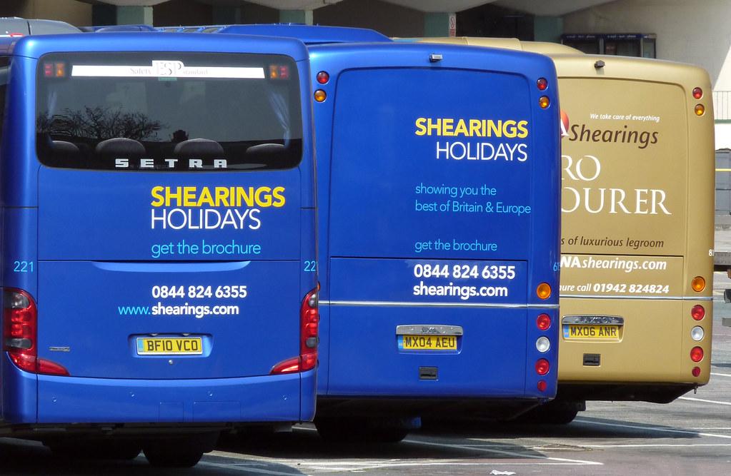 Shearings Backsides