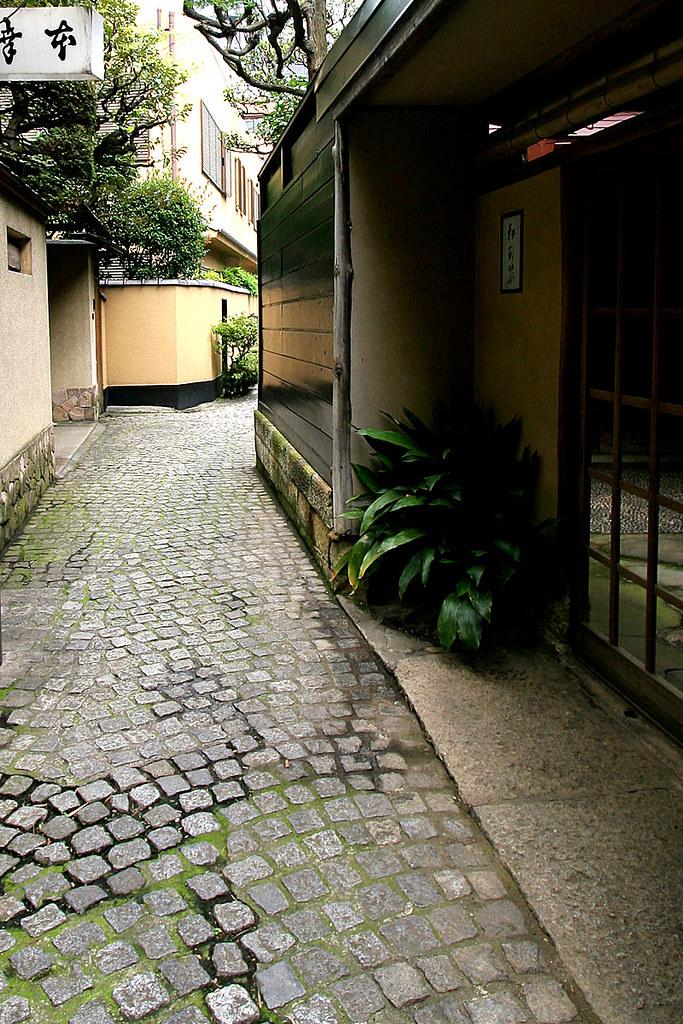 Kagurazaka Streetscape - 09