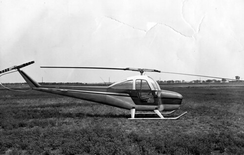 Cessna : CH-1 : Skyhook | by San Diego Air & Space Museum Archives