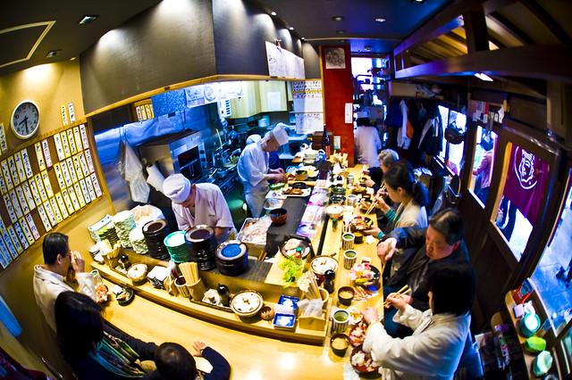 Omi Market Sushi Restaurant