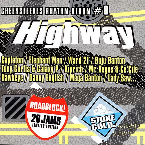 08 - Highway Riddim CD (Front Cover)(2000) | djphantomz | Flickr