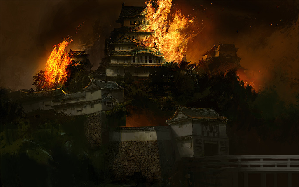 [Year of Evil] La chute du Mont Olympe [Post-Unique] 4666277562_c7128f9b97_b