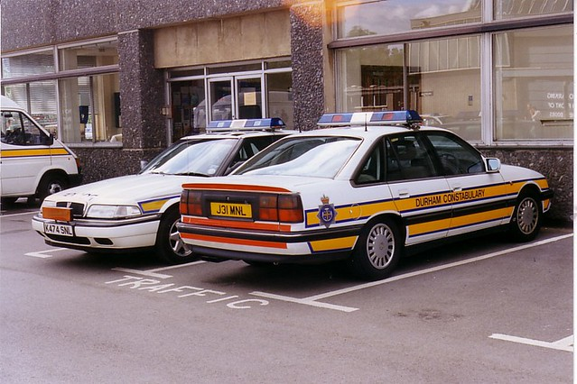 A proper Police car. From my photo collection