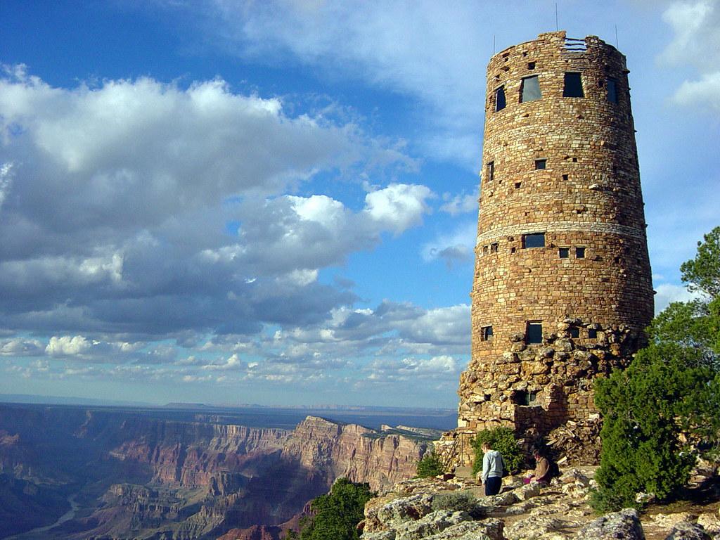 Grand Canyon National Park Desert View Watchtower D4325 Flickr