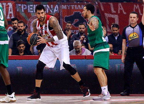 OLYPAO GAME 5 | by Olympiacos B.C.