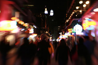 A night on Bourbon Street | by quinn.anya