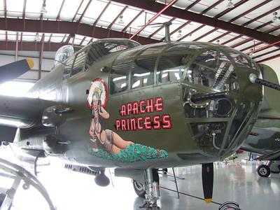 B-25J-5-NC Apache Princess