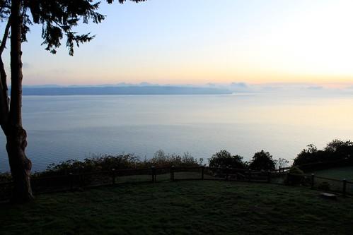 sky water sunrise canon whidbeyisland pugetsound washingtonstate camanoisland saratogapassage salishsea