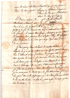 Lettre ancienne 1820 - 003 | by desparlsp