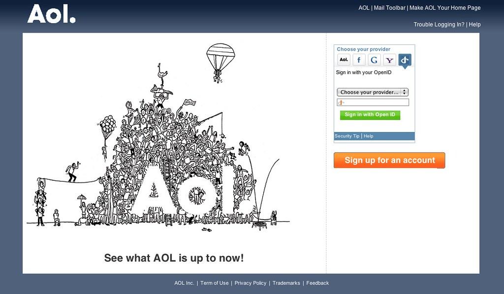 my screenname.aol.com