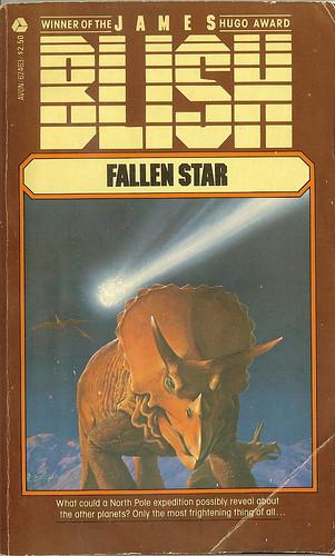 Fallen Star - James Blish - cover artist Wayne D. Barlowe