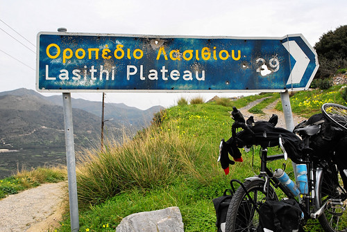 Lasithi Plateau: 29 km | by goingslowly