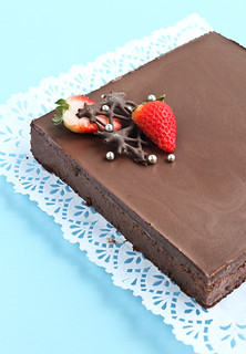 Chocolate mousse cake | by cuinaperllaminers