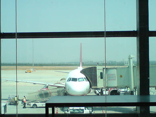 Bangalore International Airport-inside view | Mohammed Absar
