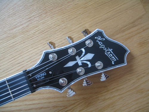 Hagstrom headstock | by patrick.j.finch