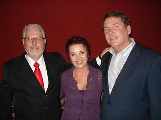 Vagner Molina , Marynês e James Hunter | by Marynes Pereira