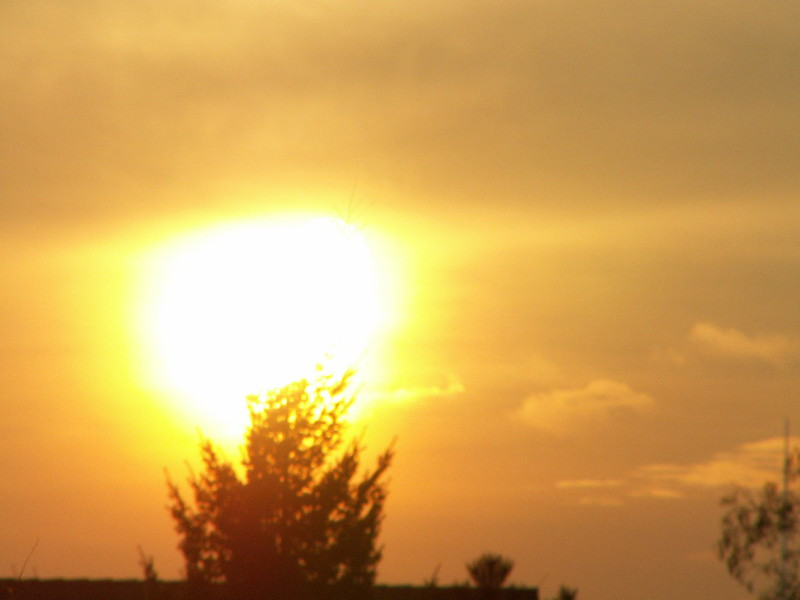 In Panik nahm ich meine Waffe und rannte durch das offene Tor. Dort begegnete ich dem Sonnenaufgang, denn der Tod ist euer Los, und er erfreut uns an dem Tag, an dem wir eure Augen sehen und wissen, dass ihr alle bei guter Gesundheit seid, schrieb der junge Mexikaner, der den Himmel zum Beginn des Christentums sehen konnte 009