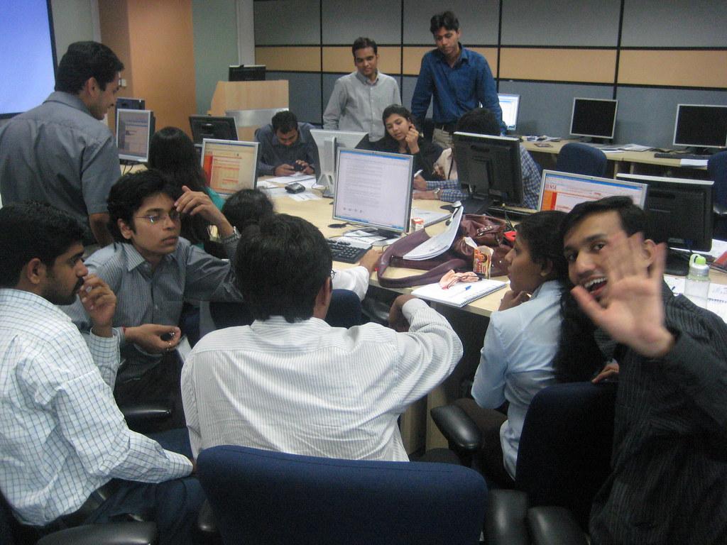 Morgan Stanley: Grad Training Program Pics [Jan - May 2010] | Flickr