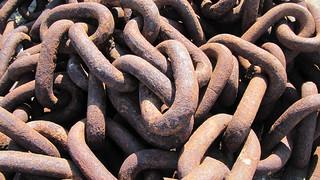 Chain links   by HowardLake