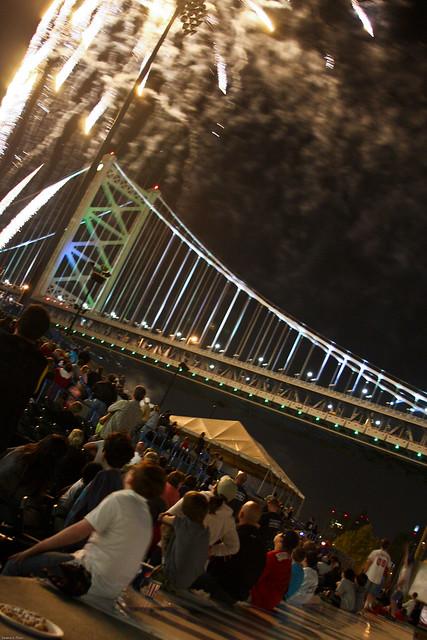Home Opener Fireworks