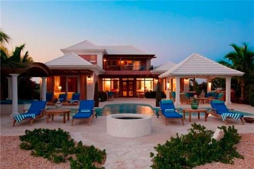 oceanview provo turksandcaicos turksandcaicosislands sapodillabay privatedock luxuryvilla oceanfrontvilla villalapercha