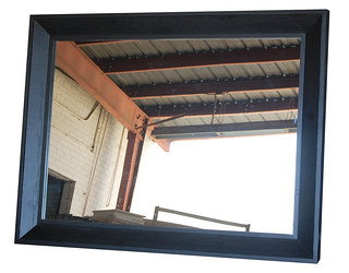 Custom Laurel Floor Mirror | by urbanwoods123