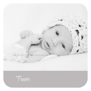 Trevor | by Bitsy Baby Photography [Rita]