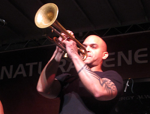 Irvin Mayfield at Gulf Aid