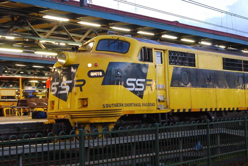Southern Shorthaul Railroad - GM10 by Tim Pruyn
