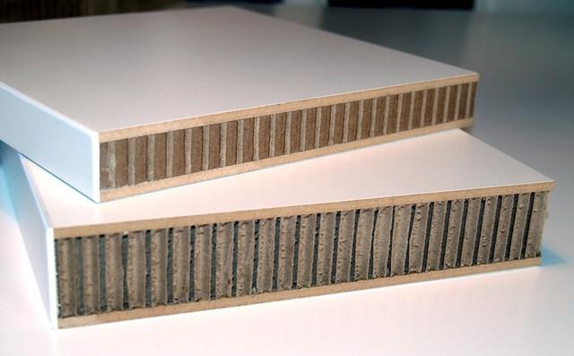 X-Board Plus with melamine laminated E-Zero MDF skins | Flickr