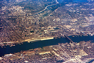 Philadelphia from Air (1971)