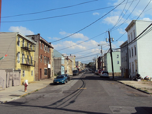 Residential Street in Paterson, NJ | by pasa47