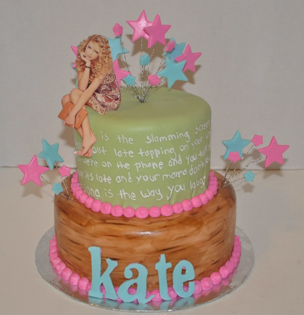 Excellent Kates Taylor Swift This Is A Duplicte Of A Recent Taylor Flickr Funny Birthday Cards Online Elaedamsfinfo