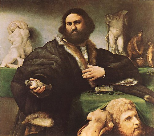 Andrea odoni - Lorenzo Lotto | by Turomaquia