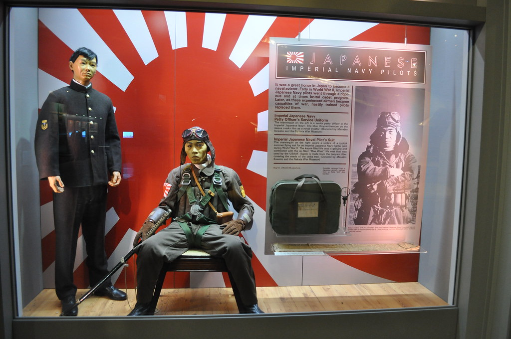 Japenese Imperial Navy | It was a great honor in Japan to be… | Flickr
