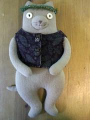 Friend Kitty (Pattern by Mimi Kirchner)