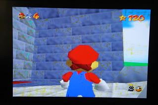 N64 RGB DAC rev1 - Super Mario 64 (RGB) | by fce2