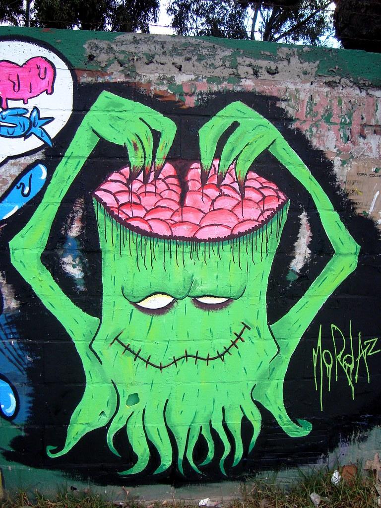 OPEN YOUR FUCKING MIND! | En usme! | Xtian Martinez | Flickr
