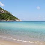 Koh Phangan Bottle Beach- Holiday  3rd day コパンガン ボトルビーチ24