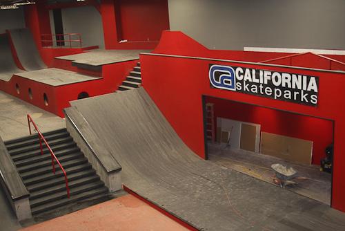 Ryan Sheckler Warehouse | California Skate Parks | Flickr