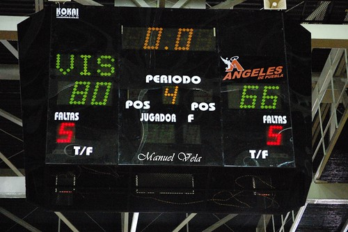DSC_0188 Derrota de Ángeles de Puebla vs Toros de Nuevo Laredo por LAE Manuel Vela